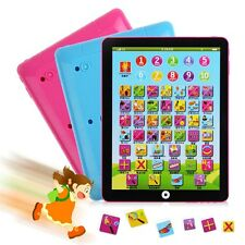Kid Educational Pad Mini Tablet Learning English / Chinese Laptop Computer Toy