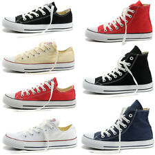 Fashion Mens Lady's ALL STARs Chuck Taylor Trainers Shoes Unisex Canvas Sneakers