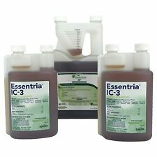 Essentria IC3 Insecticide - Natural & Organic Insect Control - EPA 25(b) Product