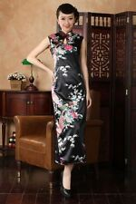 2015,Chinese Style embroider women's Dress/Cheong-sam sz:S M L XL XXL