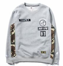 2013 NWT Men BAPE APE Fashion Gray Hoodies
