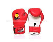 Children Kickboxing MMA Muay Thai Training Punching Bag Boxing Gloves