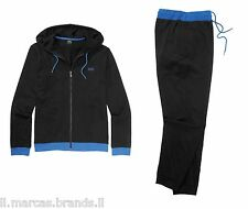 HUGO BOSS Mens Tracksuit Sweatsuit Track Jacket Hooded & Pants - New With Tags