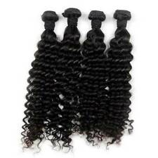 """10""""-32"""" 100% RAW Real Unprocessed Virgin Remy Human Hair Weave Bundle 6A"""