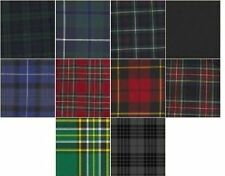 High Quality Scottish Kilts ALL SIZES, POPULAR TARTANS