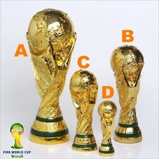 FIFA World Cup Trophy Replica 5 Size Optional 2014 Champion Christmas X'mas Gift
