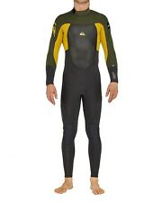 NEW QUIKSILVER™  Mens Syncro 3/2mm Steamer Wetsuit Surf MORE COLORS AVAIL
