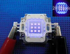 10W High Power LED UV Light Chip 365nm 375NM 385nm 395nm 400nm Ultra Violet