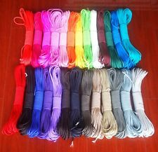 New Paracord 550 Parachute Rope 7 Core Strand 100FT For Climbing Camping