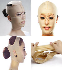 Face Treatment Mask Anti Wrinkle Saggy Neck Chin Instant Face Lift Tight 3 Types