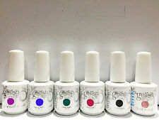 Harmony Gelish Soak Off Gel Polish Selected Colors Special Price On Sale!!!
