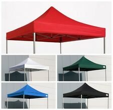 Ez Pop Up Canopy Replacement Top For 10 X 10 Ez up Canopy, 100% waterproof