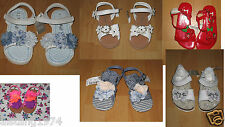 BNWT Next  Girls Sandals Various Size 5, 6,7,8,9,10,11 UK  infant,toddlers,kids