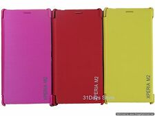 New P.U Leather Flip,Flap,Cover Case for Sony Xperia M2