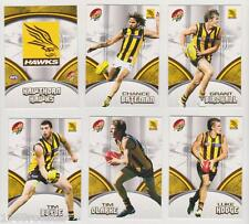 HAWTHORN HAWKS 2007 SELECT CARD NUMBERS 88 TO 99, $1 EACH