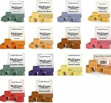 CLOSEOUT Melt'ems Scented Wax Tarts for Warmers for Scentsy/Yankee Candle