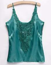 New Women Sexy Lace Collar Tank Top Ladies Sleeveless T Shirt Vest Blouse CO99