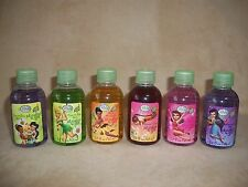 Disney Fairies Tinker Bell 2.2 Oz Shower Gel, 6 Scents To Choose From, BRAND NEW