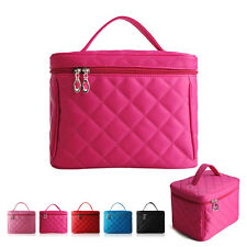 Woman Girl Travel Handbag Make Up Cosmetic Casual Purse Storage Case Bag Pouch