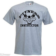 FITNESS INSTRUCTOR Lots of Colours T SHIRT Golds gym Powerhouse personal trainer