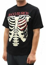 Black Veil Brides Punk Rock Band Embroidered Graphic T-Shirts