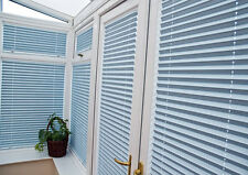 PLEATED CONSERVATORY WINDOW BLINDS (EZ FIT CLIP IN / NO DRILLING)