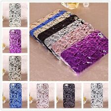 Luxury Slim Marc By Marc Jacobs 3D Tinfoil Pattern Case Cover for iPhone 6 4.7""