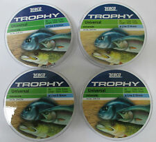 Zebco Trophy Universal Monofilament Line Various Sizes