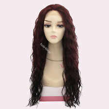 NEW FUTURA Long Very Loose Wave Lace Front Full Wig Color Choice