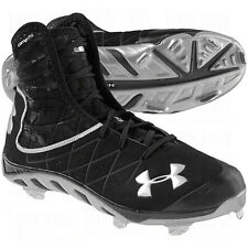Under Armour Spine Highlight Mid ST Metal Cleats 9, 10,10.5,11, 11.5