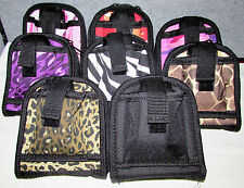 CONCEALED CARRY BELT PACK HOLSTERS HANDGUN CELL PHONE 2 XTRA MAGS ID POUCH WOMEN