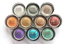 Maybelline Color Tattoo Regular Metal Leather & Ltd Ed Cream Eyeshadow  CHOOSE 1