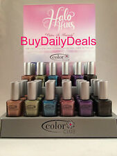 Halo Hues Spring 2013 Collection by Color Club 6 Colors Full Size 0.5oz-15ml