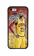 LEBRON JAMES CLEVELAND CAVALIERS CASE COVER FOR IPHONE 4 4S 5 5S 5C 6 6 PLUS