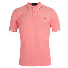 FRED PERRY TWIN TIPPED SLIM FIT MEN'S POLO SIZE.UK- XXL/ L / M  --  M3600