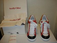 See by Chloe Wedge Sneakers RARE Color US 38,39,40 Mrsp $385 100% Authentic.!!!