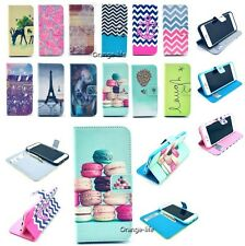 For Apple iPhone Fresh Folio Wallet PU Leather Card Flip Stand Skin Case Cover