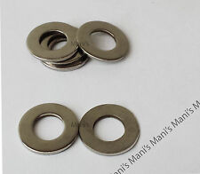 NEW A2 Stainless Steel M3,M4,M5,M6 & M8 Form A (Thick) Washers