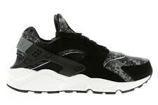 Nike Air Huarache Run Black Camo Triple Reflective LMTDSUPPLY.com