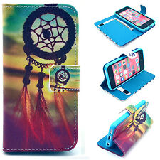 Dreamcatcher Luxury Wallet Flip wallet card leather case fr SamSung Iphone Nokia