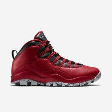 BRAND NEW MENS AIR JORDAN RETRO 10 BULLS OVER BROADWAY 705178-601 GS 705179-601