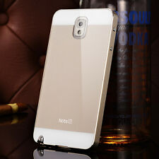 Ultra-thin Deluxe Metal Aluminum Case Cover For Samsung Galaxy Note 3 III N9000