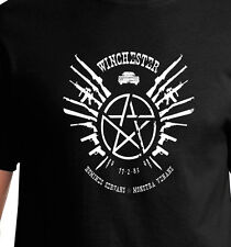 Supernatural,Sam,Dean,Castiel,Coat Of Arms,occult,witchcraft,tv show,spirits,
