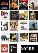 Many Classic, Vintage Cool High Quality Movie Posters in A0-A1-A2-A3-A4 sizes