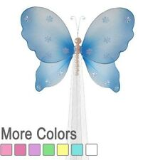 The Butterfly Grove - BUTTERFLY TIEBACK curtain holdback hold tie back ribbon