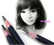 Soft Neutral Hard 12PCS Sketch Drawing Charcoal Pencils Set Artist Painting Gift