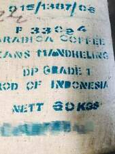 up to 20 lbs Sumatra Mandheling Grade 1 unroasted green coffee beans Indonesia