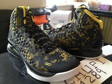 Under Armour UA Curry 1 One SC 30 Away Black Taxi I Can Do All Things Underdog I
