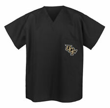 Central Florida UCF Knights Scrubs Top RELAXING SCRUB SHIRTS for Men or Ladies
