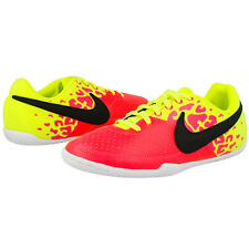 JR Nike Elastico II IC YOUTH NEW Indoor Soccer Futsal Shoes GS Hyper Punch Volt